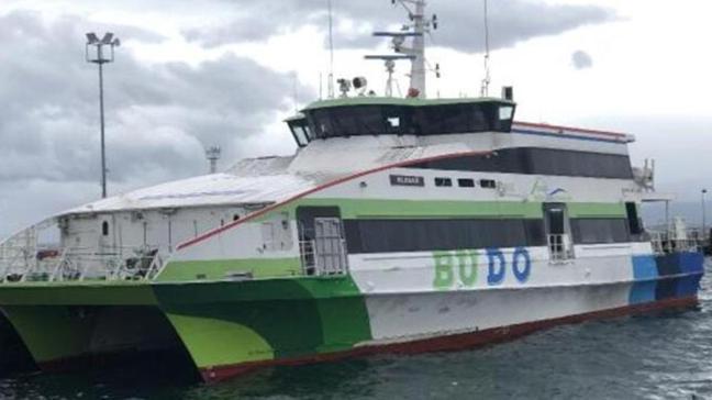 Deniz ulaşımına fırtına engeli: BUDO'nun bazı seferleri iptal edildi