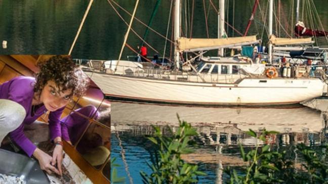 Teknede yaşayan Yeşim Büber'den şaşırtan açıklama: 'Yılın 7-8 ayı seferi oluyoruz'