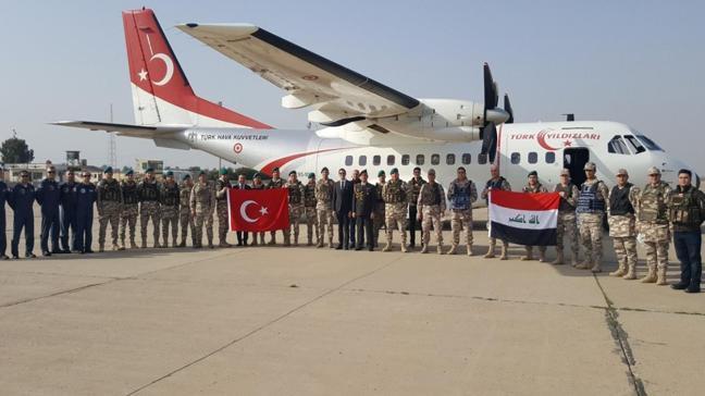 Türkiye'den 25 personel NATO Irak Misyonu'nda görev yapacak