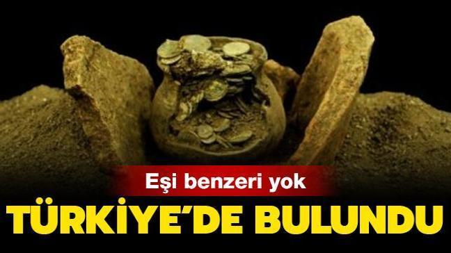 Heyecanlandıran keşif! Türkiye'de bulundu