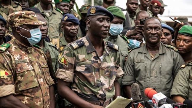 5 ay önce darbe yapılmıştı: Mali'de askeri cunta feshedildi