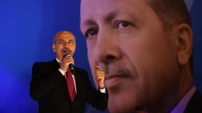 AK Parti Genel Başkanvekili Kurtulmuş: Bu millet darbeleri de darbecileri de tarihe gömmüştür