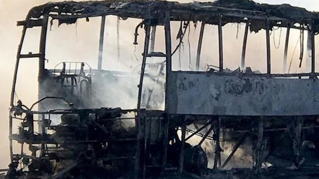 Son dakika haberi: Kamerun'da büyük kaza: 53 ölü