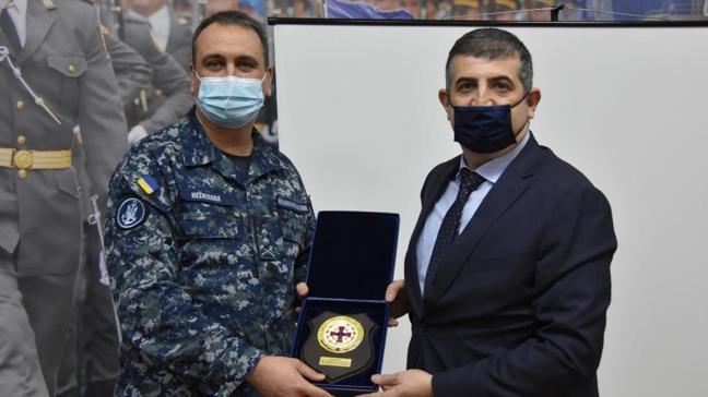 Ukrayna Donanması'na Bayraktar TB2 tanıtımı