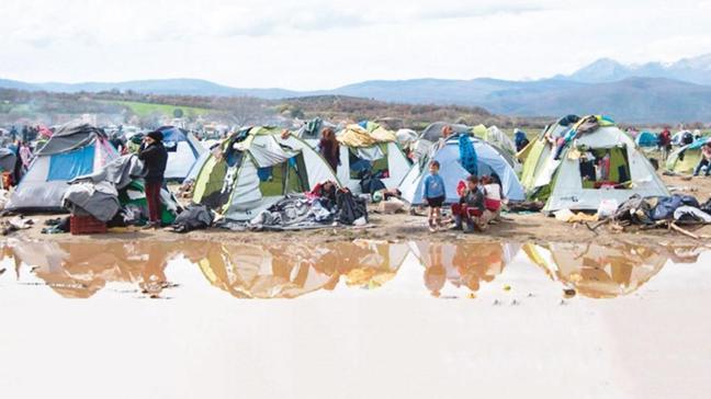 Yunan zorbalığına Almanya engeli