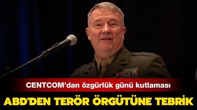 ABD'den terör örgütüne tebrik: YPG'ye 'Kobani' kutlaması