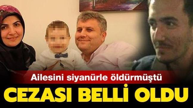 Son dakika haberi... Anne ve babasını siyanürle öldürmüştü! Mahmut Can Kalkan'ın cezası belli oldu
