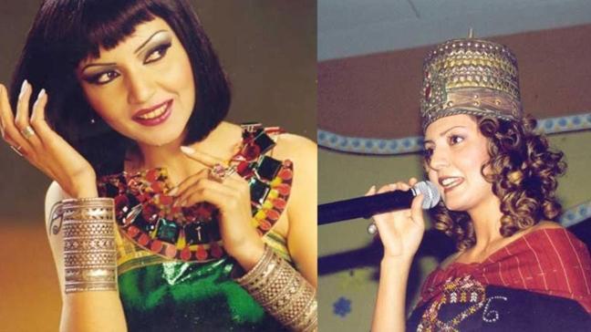90'lara damga vuran ünlü şarkıcı yılların sillesini yedi!