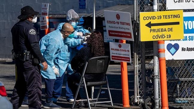 ABD'de koronavirüste son durum... Ölü sayısı 439 bini geçti