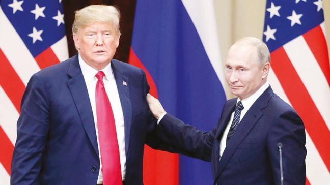 Ünlü gazeteciden çarpıcı iddia: 'Trump'ı Ruslar büyüttü, o da diyetini ödedi'