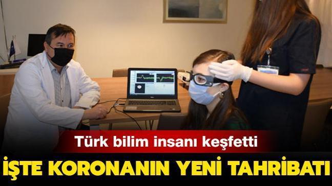 Türk bilim insanı keşfetti: İşte koronavirüsün yeni tahribatı...