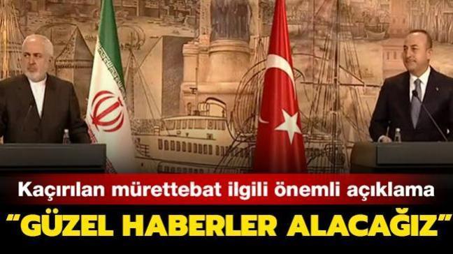 Bakan Çavuşoğlu'ndan kayıp denizcilerle ilgili son dakika açıklaması: Güzel haberler alacağız