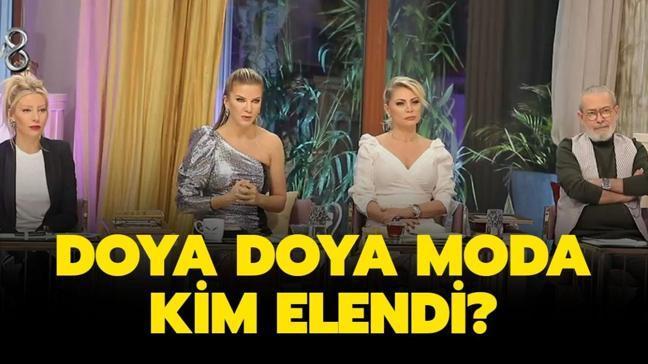 "Doya Doya Moda 29 Ocak Cuma bu hafta kim elendi"" Doya Doya Moda hafta birincisi belli oldu!"