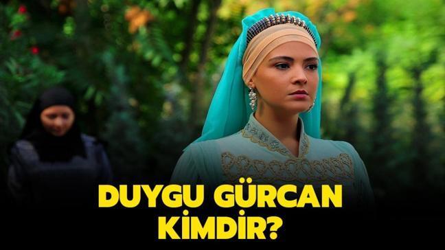 """Duygu Gürcan kimdir, kaç yaşında"""" Payitaht Abdülhamid'in Naime'si Duygu Gürcan nereli"""""""