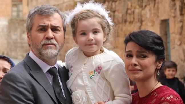 """Hercai'nin minik yıldızı Ebrar Demirbilek diziden ayrılıyor mu""""  Hercai Gül Şadoğlu diziye veda mı ediyor"""""""