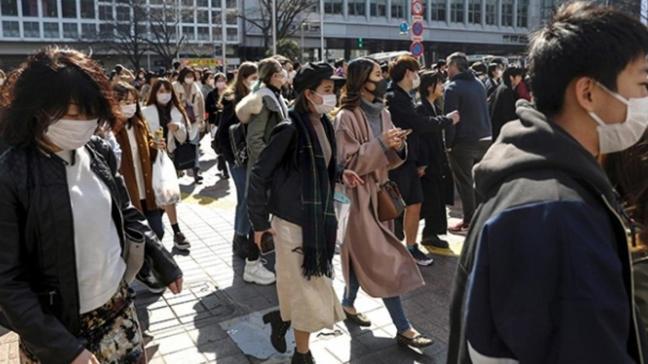 Japonya'da koronavirüs krizi: Son 45 yılın en sert düşüşü