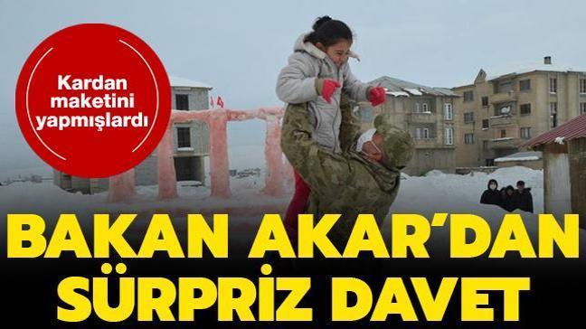 Anıtkabir'i görmek isteyen Hira'ya Bakan Akar'dan sürpriz Ankara daveti