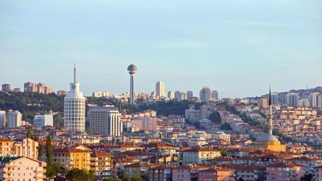 Ankara Yenimahalle'de 800 bin TL'ye icradan satılık 5+1 dubleks daire!