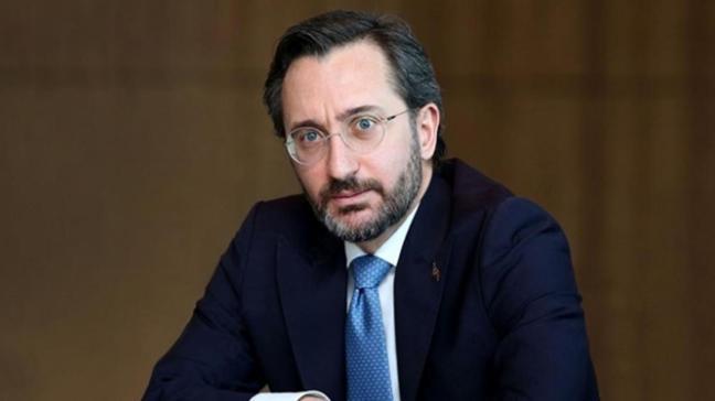 Cumhurbaşkanlığı İletişim Başkanı Altun'dan Boğaziçi Üniversitesi'ndeki Kabe fotoğrafı provokasyonuna tepki