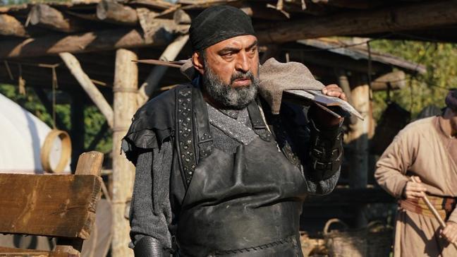 Sürpriz olacak! Kuruluş Osman'ın Demirci Davut'u Ahmet Yenilmez ipucu verdi