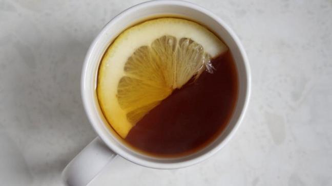 Limonlu çayın faydası şaşırtıyor