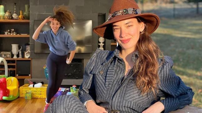 Seda Bakan, Shakira gibi dans etti, yer yerinden oynadı! Sosyal medyada gündem oldu