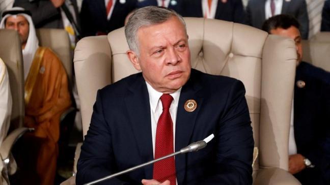 Ürdün Kralı II. Abdullah: Filistin meselesinde adil çözüm olmadan bölgede istikrar ve barış sağlanamaz