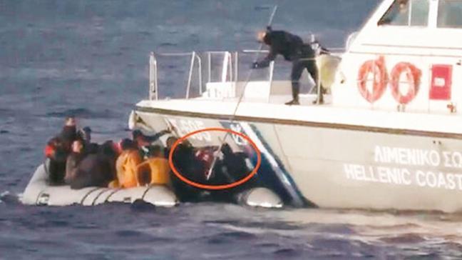Yunan zulmü Uluslararası Ceza Mahkemesi'ne taşındı