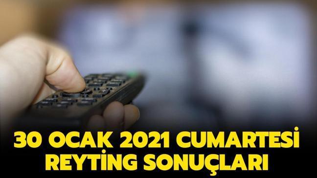 30 Ocak reyting sonuçları yayınlandı! Sen Çal Kapımı, Gönül Dağı, Kuzey Yıldızı İlk Aşk cumartesi reyting sonuç birincisi...