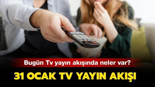"""TRT, ATV, FOX, Star Tv yayına akışı belli oldu! Bu akşam televizyonda hangi dizi ve filmler var"""""""