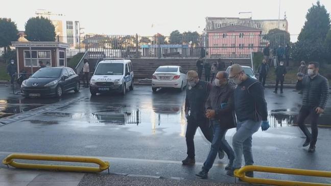 HDP Esenyurt İlçe Başkanı adliyeye sevk edildi