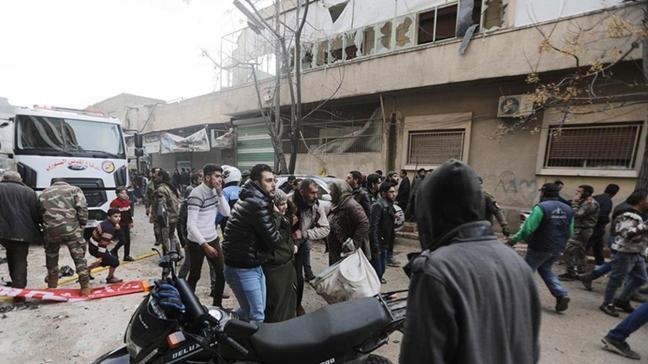 Son dakika haberi: Suriye'deki terör saldırılarında ölü sayısı arttı