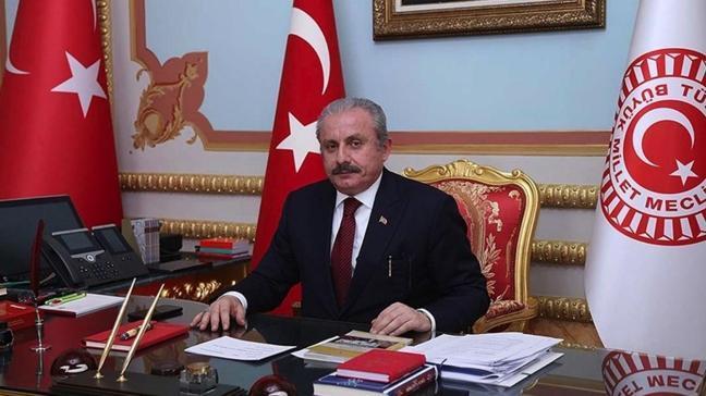 TBMM Başkanı Şentop, 4-5 Şubat'ta Arnavutluk'ta olacak