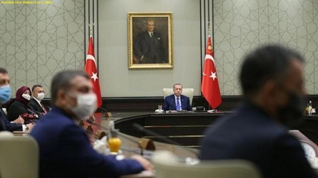 """Kabine toplantısı başladı mı"""" Yasaklar kalkıyor mu"""""""