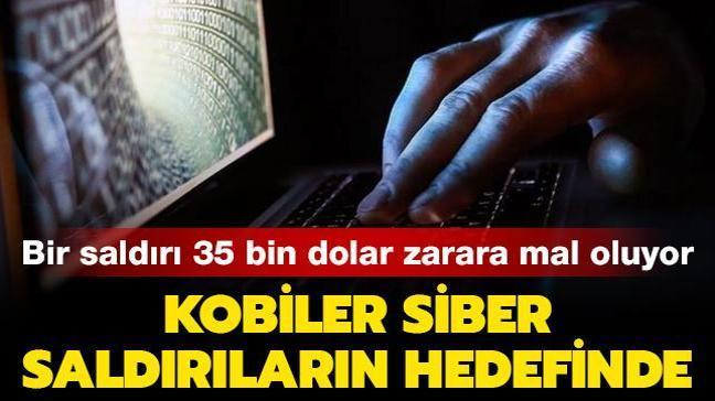 Bir saldırı 35 bin dolar zarara mal oluyor: KOBİ'ler siber saldırıların hedefinde
