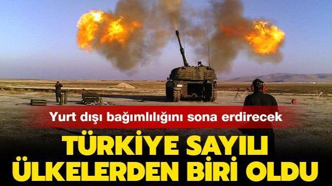Yurt dışı bağımlılığını sona erdirecek hamle: Türkiye 'seramik kaplı namlu' üreten sayılı ülkelerden biri oldu
