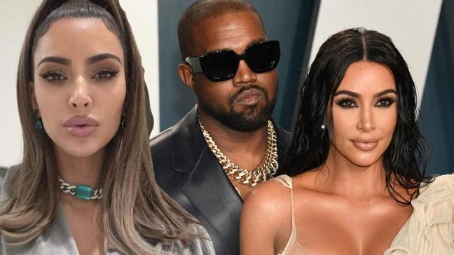 Kanye West'ten ayrılan Kim Kardashian boşanma partisi için özel ada tutacak