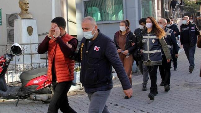 'Polis ve savcı' dolandırıcılığı gerekçe gösterilerek 6 kişi gözaltına alındı
