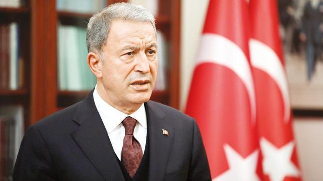 Milli Savunma Bakanı Hulusi Akar'dan Atina'ya Ankara daveti