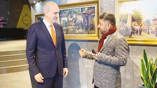 AK Parti Genel Başkan Vekili Numan Kurtulmuş: Türk siyaseti için bir sınav