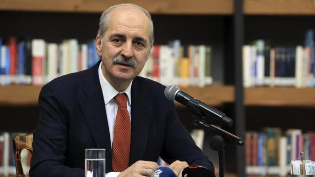 AK Parti Genel Başkanvekili Kurtulmuş: Boğaziçi'ndeki meselenin kısa bir süre içinde marjinalleştiğini görüyoruz