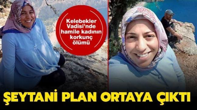 Kelebekler Vadisi'nde hamile kadının korkunç ölümü: Eşinin şeytani planı ortaya çıktı