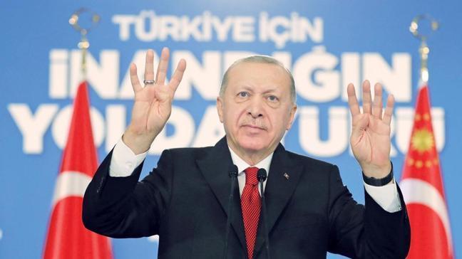 Başkan Erdoğan: CHP ve HDP terör örgütü beslemesi