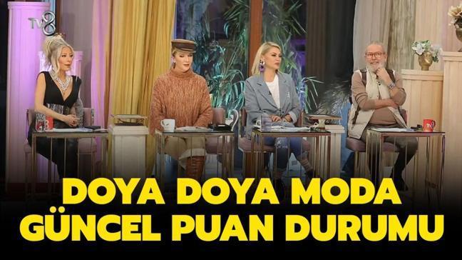 """Doya Doya Moda 9 Şubat 2021 güncel puan durumu tablosu! Doya Doya Moda günün birincisi kim oldu, ödülü kim kazandı"""""""