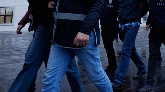 İstanbul merkezli 15  ilde operasyon:27 gözaltı