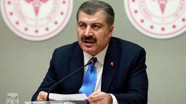 Bakan Fahrettin Koca koronavirüs tedbirleri ile ilgili açıklama yaptı