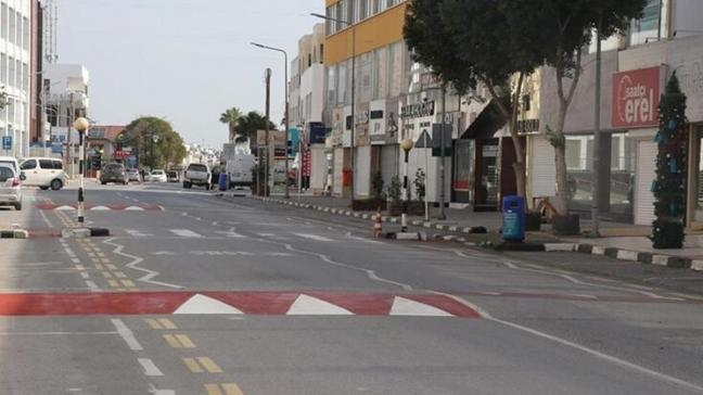 KKTC'de yeni tedbir kararı: Sokağa çıkma kısıtlaması 22 Şubat'a kadar uzatıldı