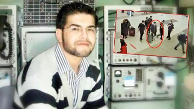 Mesut Mevlevi cinayetinin faili İranlı tutuklandı
