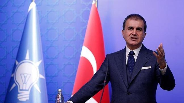 AK Parti Sözcüsü Çelik'ten terör örgütü PKK'ya sert tepki