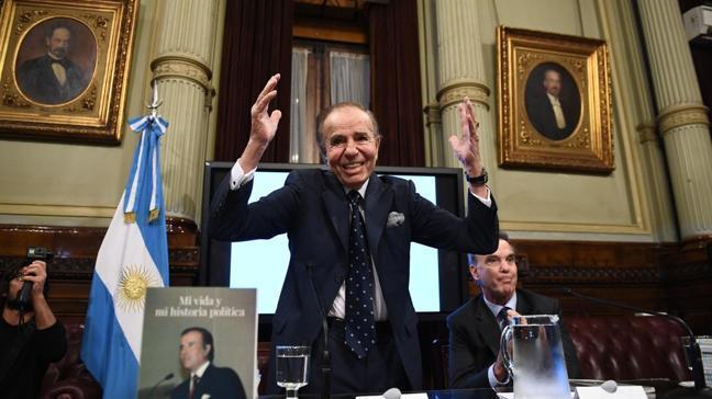 Arjantin'in eski Devlet Başkanı Carlos Menem yaşamını yitirdi